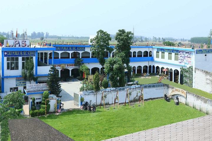 Like Senior Secondary Public School-Campus