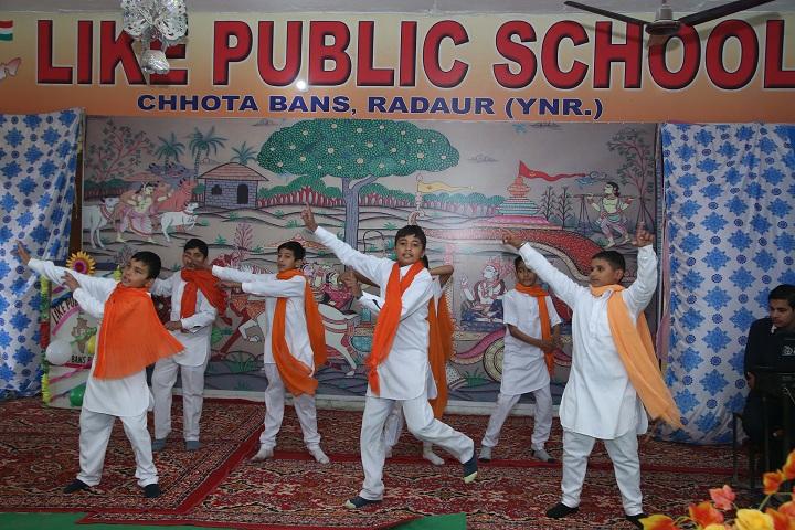 Like Senior Secondary Public School-Annual Day