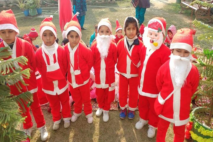 Like Senior Secondary Public School-Christmas Celebrations