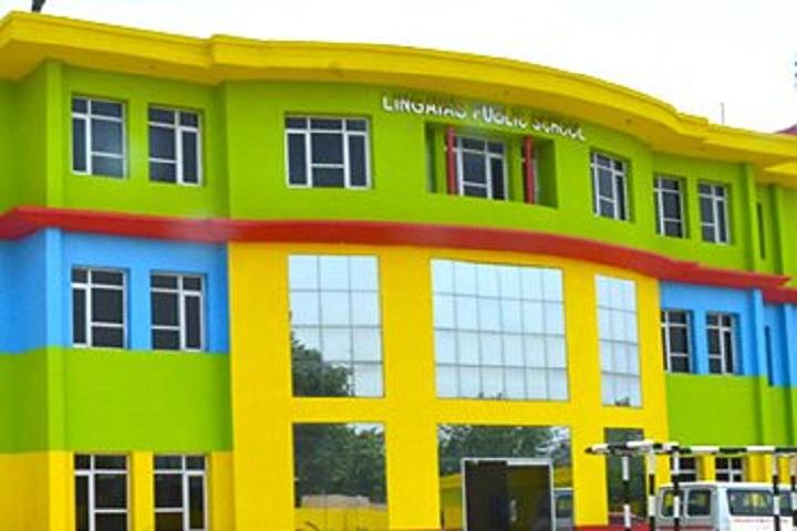 Lingayas Public School-Campus