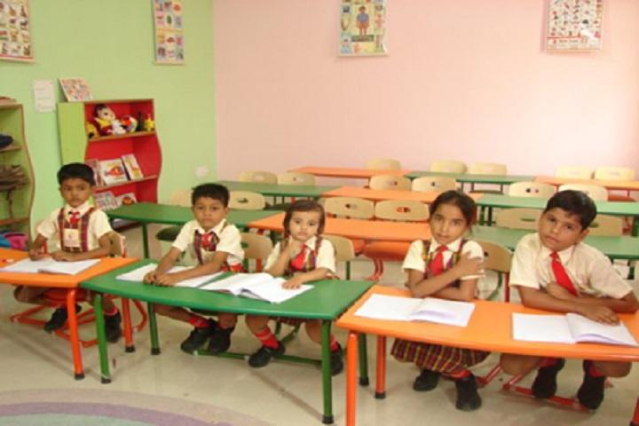 Lingayas Public School-ClassRoom