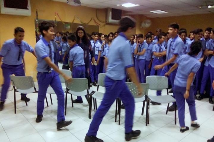 Lingayas Public School-Games