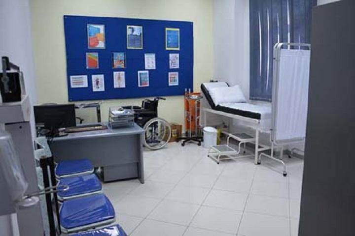 Lingayas Public School-MedicalCare