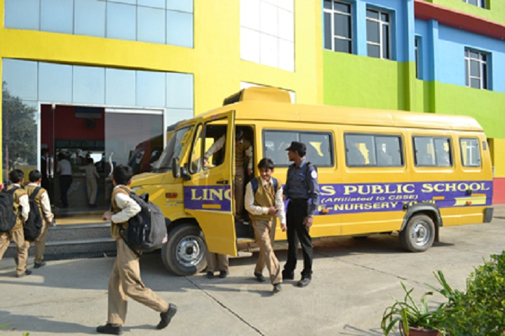 Lingayas Public School-Transport