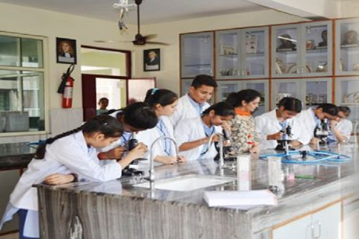 Lion Public School-Chemistry Lab