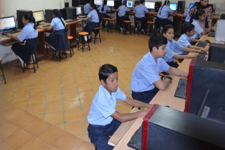 Lion Public School-Computer Lab