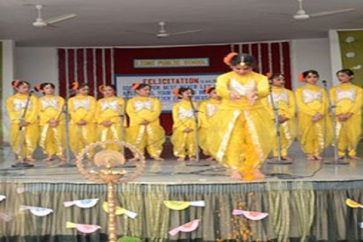 Lion Public School-Dance Room