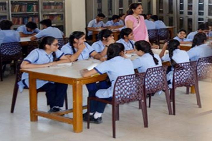Lion Public School-Library