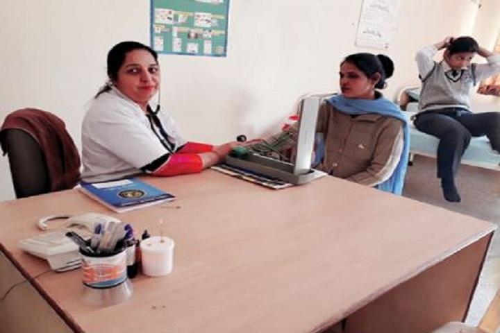Lion Public School-Medical Care