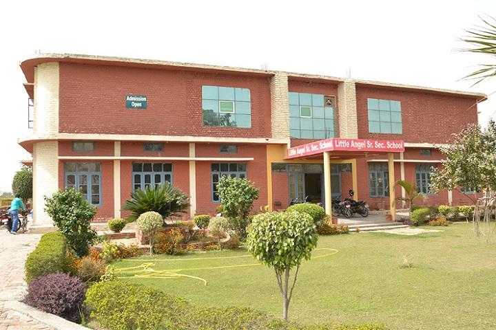 Little Angel Public School-Campus
