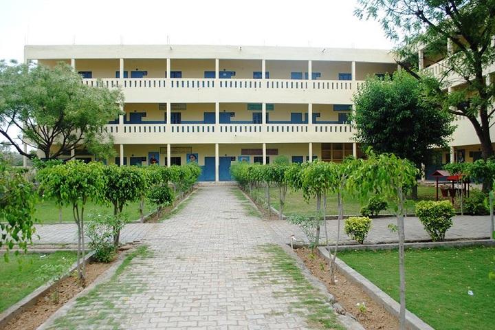 Lord Krishna Public School-Campus-View