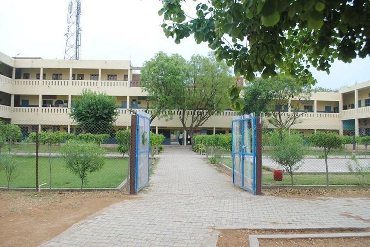 Lord Krishna Public School-Entrance-Gat