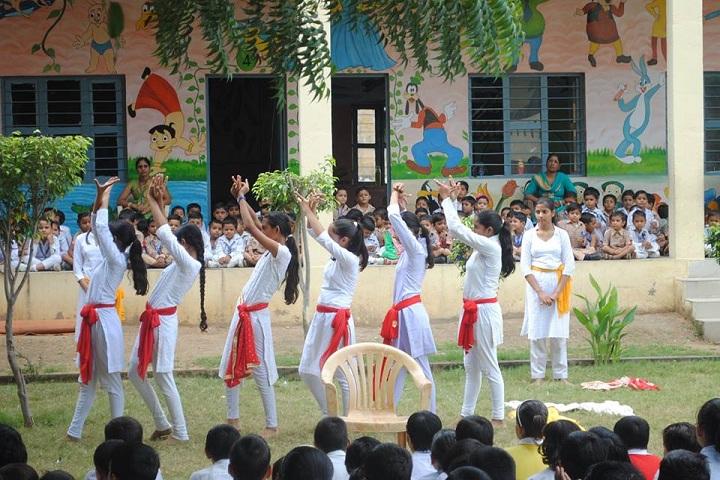 Lord Krishna Public School-Events1
