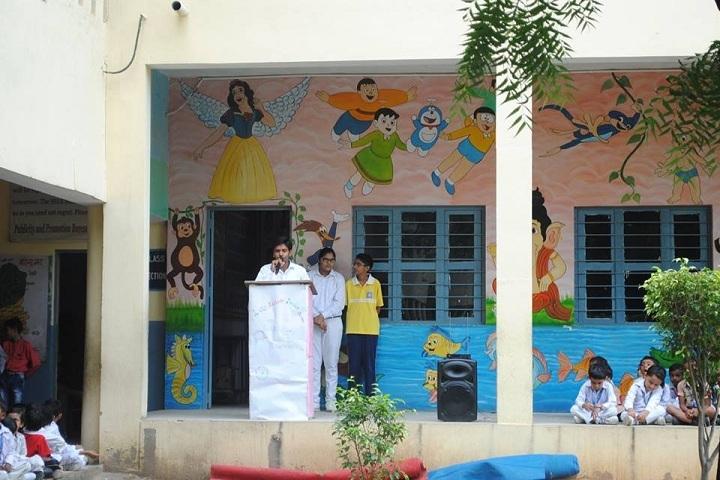 Lord Krishna Public School-Events2