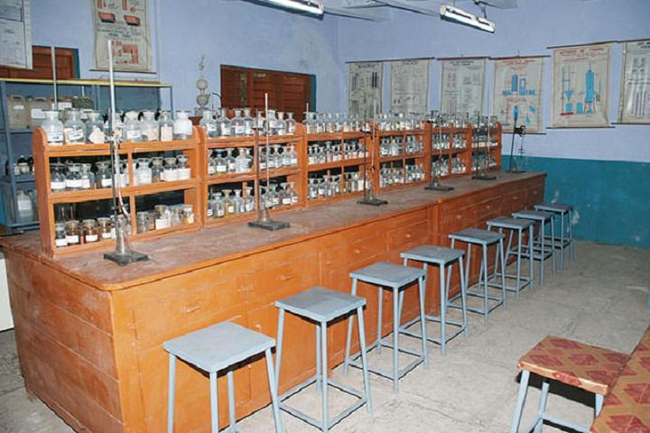 Lord Krishna Public School-Laboratory