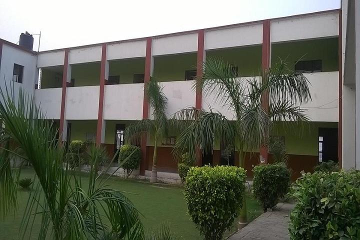 Lord Krishna Public School-Campus View