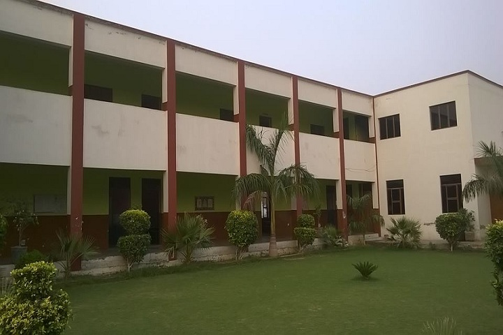 Lord Krishna Public School-Campus