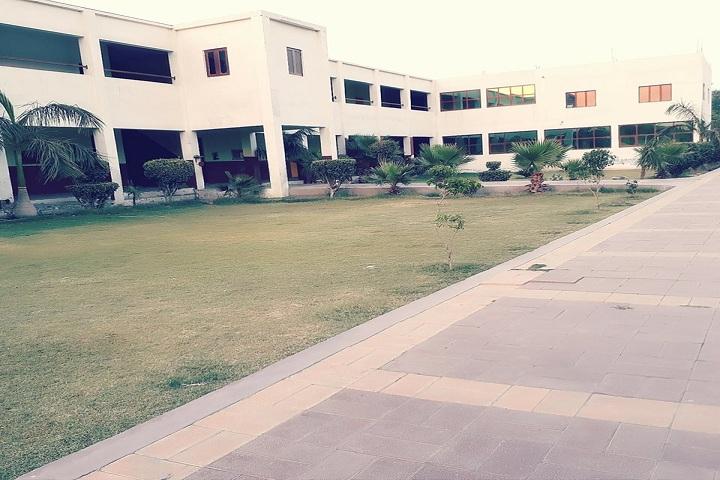 Lord Krishna Public School-Entrance