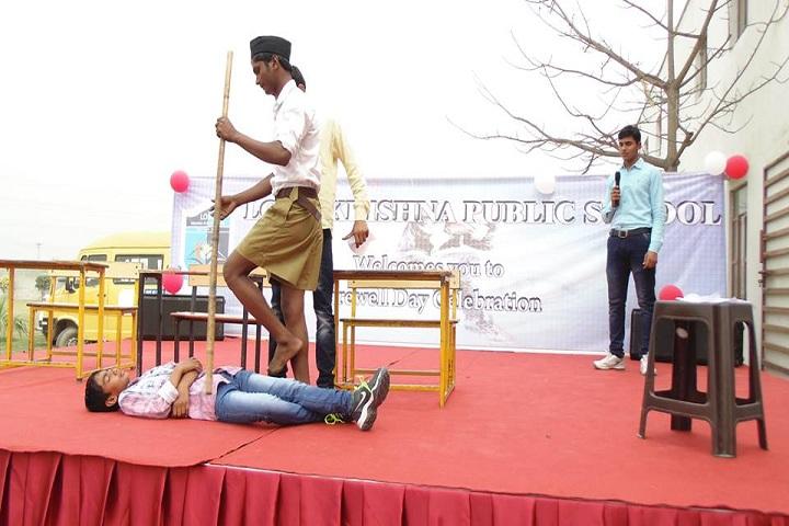 Lord Krishna Public School-Drama