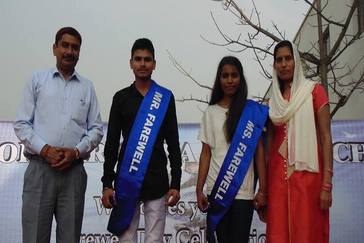 Lord Krishna Public School-Winners