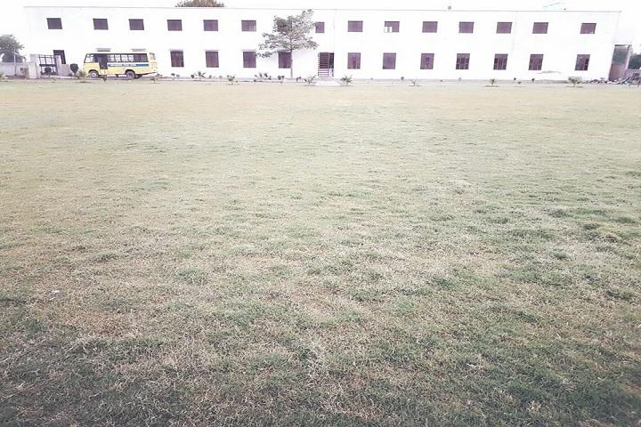 Lord Krishna Public School-Ground