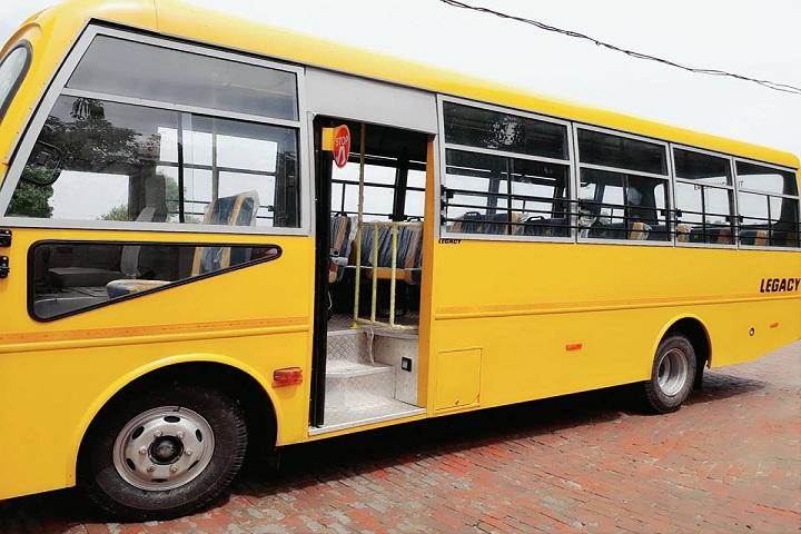 Lord Krishna Public School-Transport