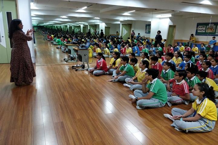 Lotus Valley International School-Auditorium