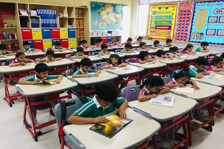 Lotus Valley International School-Class Room
