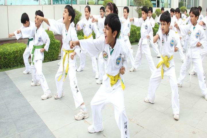 Lotus Valley International School-Events