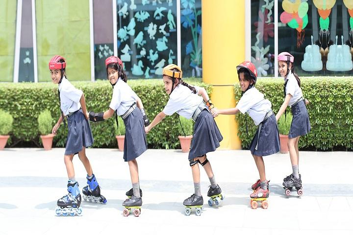 Lotus Valley International School-Sports