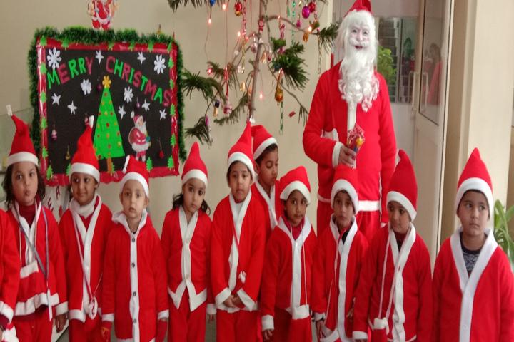 Lttm Public School-Christmass