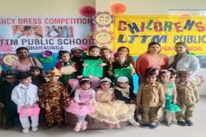 Lttm Public School-Fancy Dress