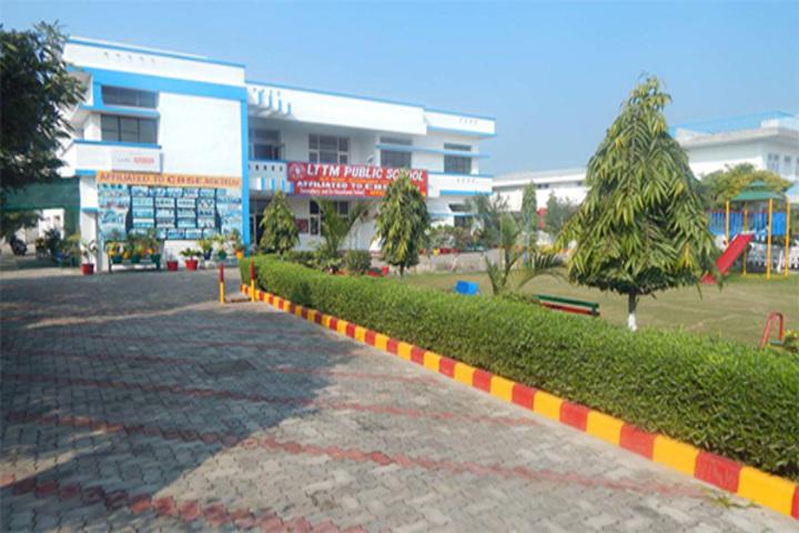 Lttm Public School-School Building