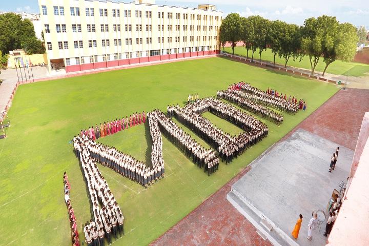 MDN Public School-Ground