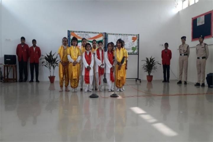 M M Public Senior Secondary School Activity