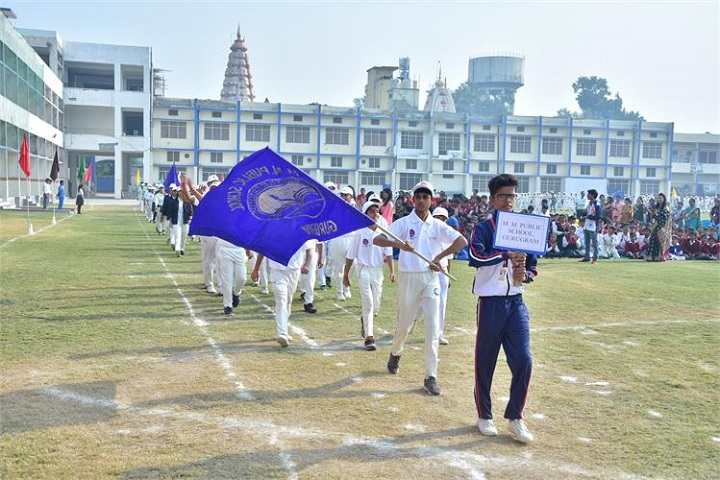 M M Public Senior Secondary School