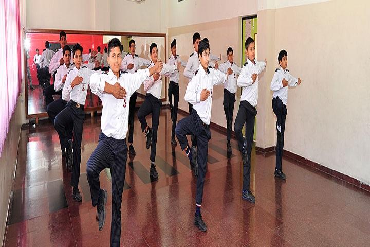 MM International School-Dance-Room