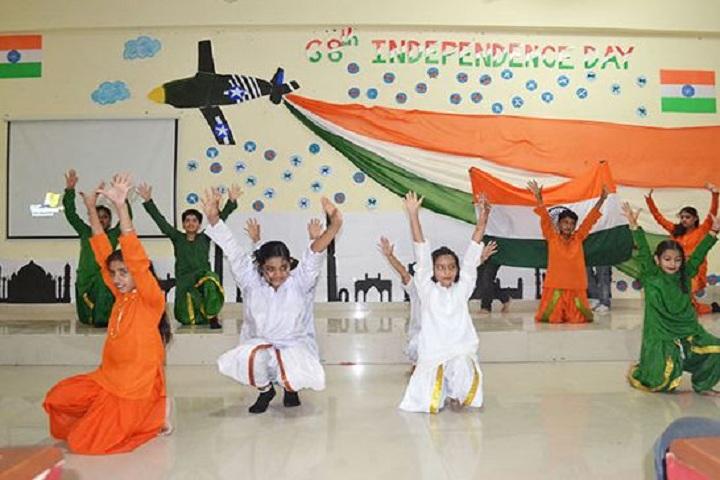 MM International School-IndependenceDay