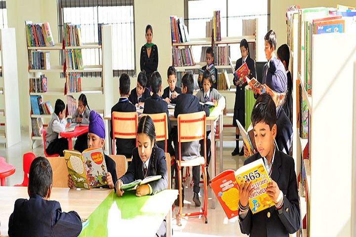 MM International School-Library