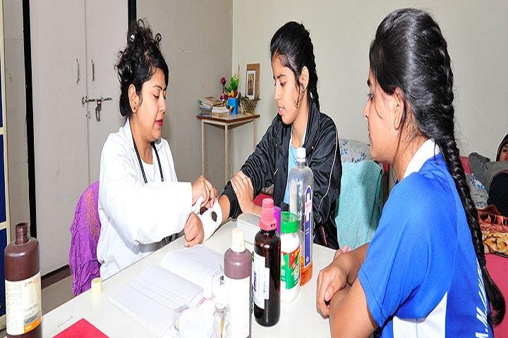 MM International School-Medical-Room