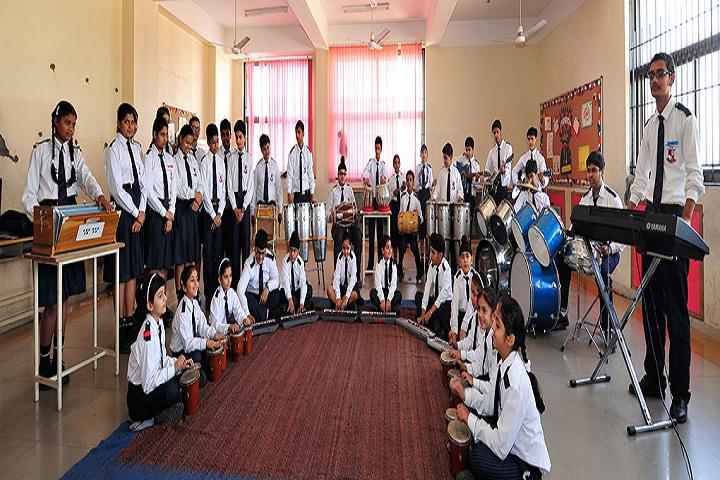 MM International School-Music-Room