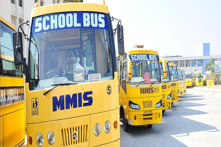 MM International School-Transport