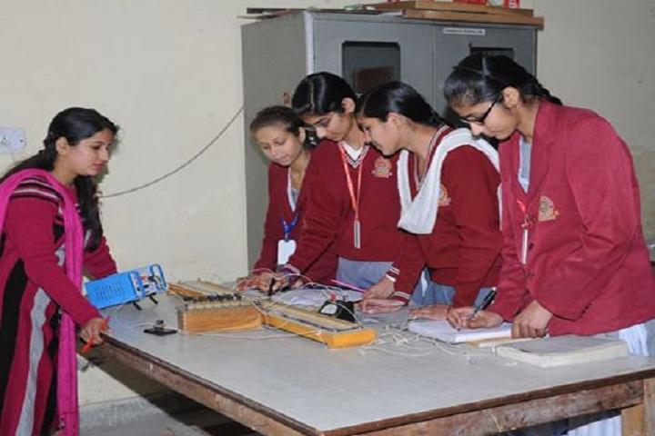 MD Senior Secondary School-ElectricalLab
