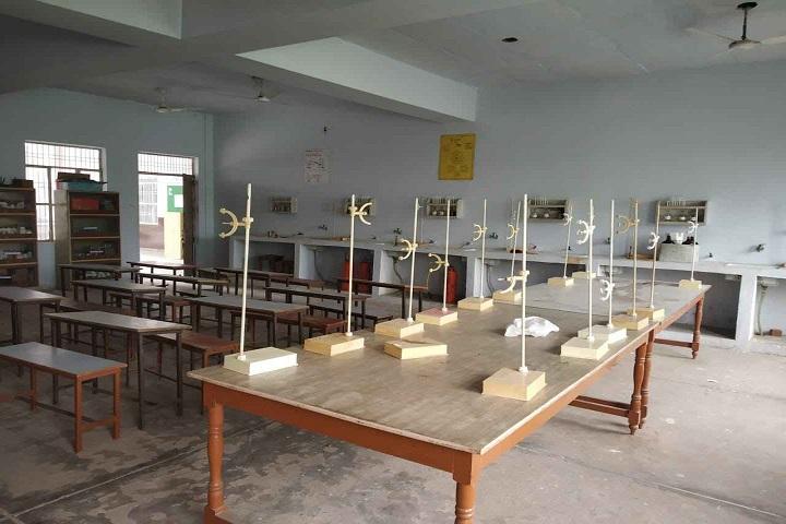 M D Senior Secondary School-Chemistry Labs