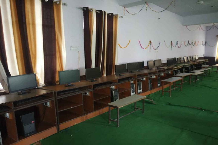 M D Senior Secondary School-Computer Labs