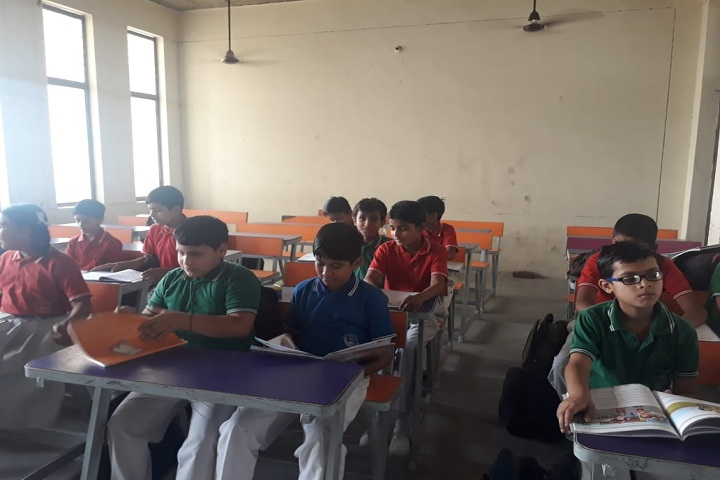 MDVM Public School-Class-Room