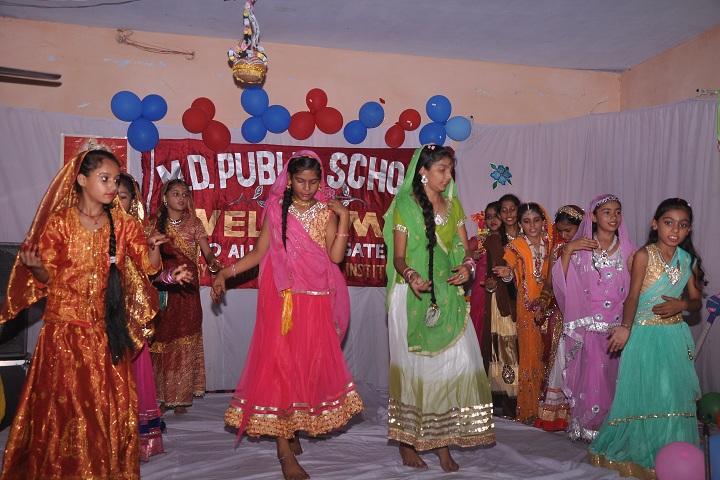 MDVM Public School-Dance