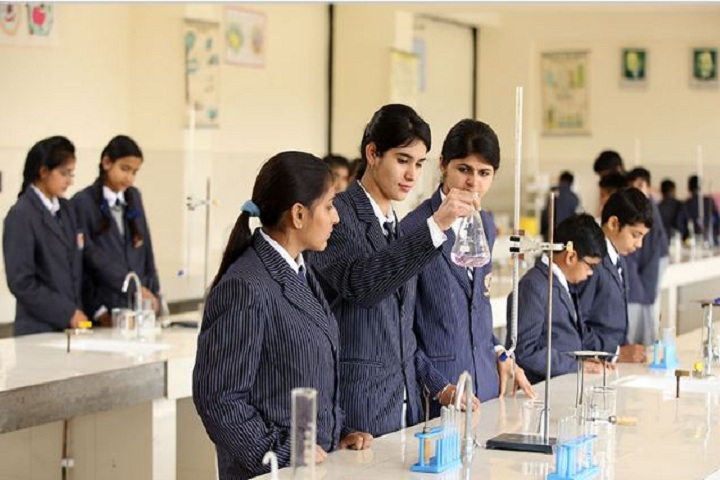 Mata Harki Devi Senior Secondary School-ChemistryLab