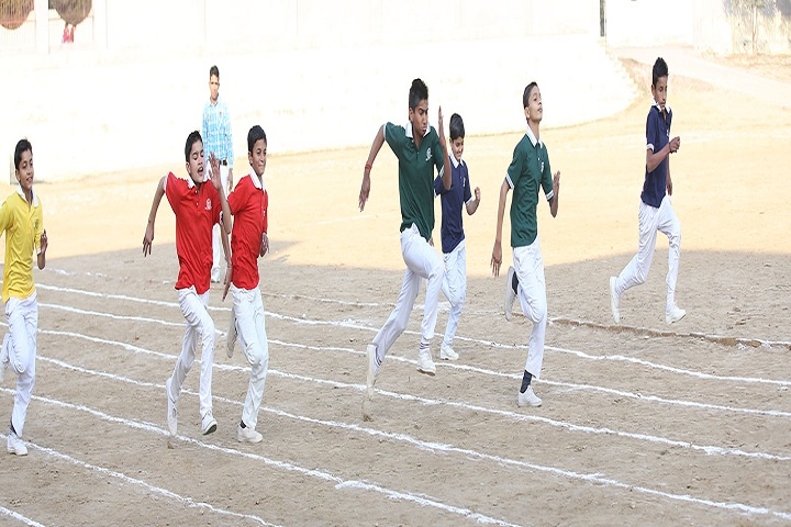 Mata Harki Devi Senior Secondary School-Games