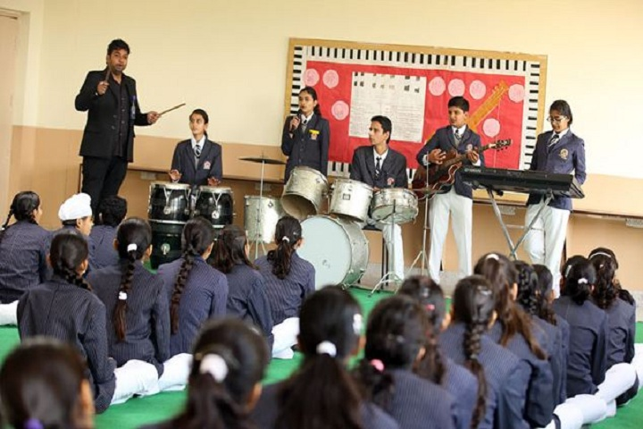 Mata Harki Devi Senior Secondary School-Music-Room